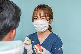 歯科衛生士西2